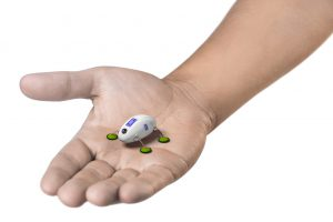 Robot-kakkerlak van Rolls Royce
